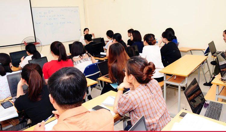 khóa học hành chính nhân sự tại Lê Ánh