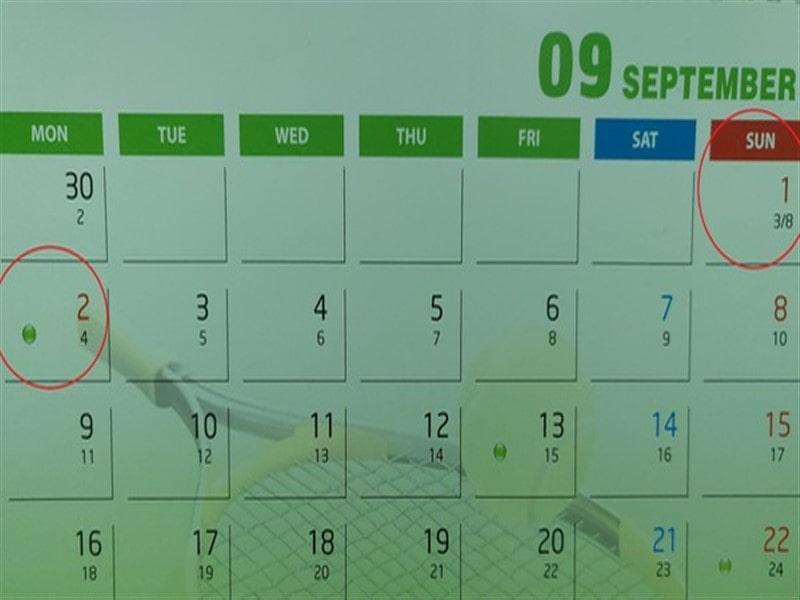 Ngày Lễ 2.9 người lao động được nghỉ 2 ngày