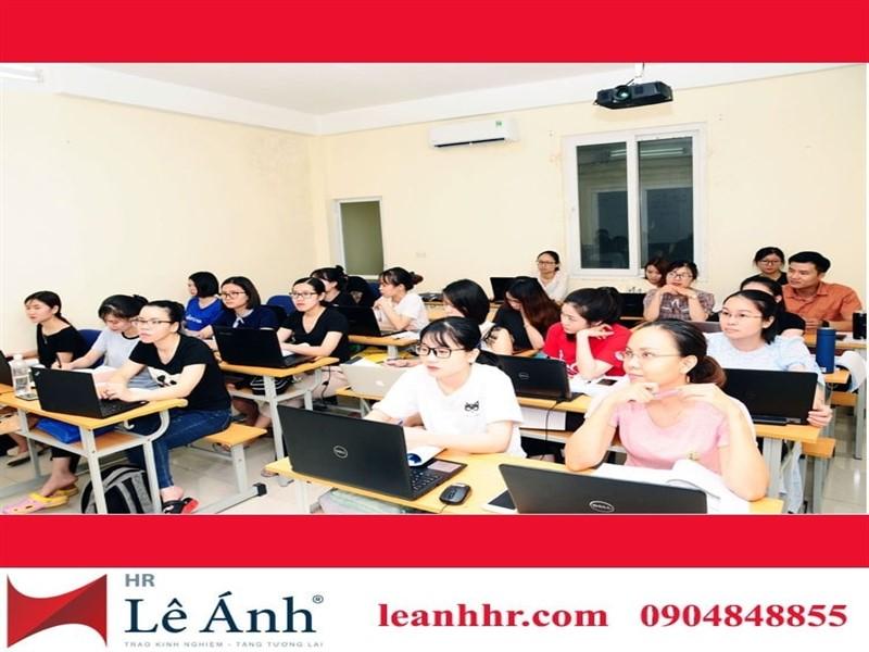 trung tâm đào tạo hành chính nhân sự Lê Ánh